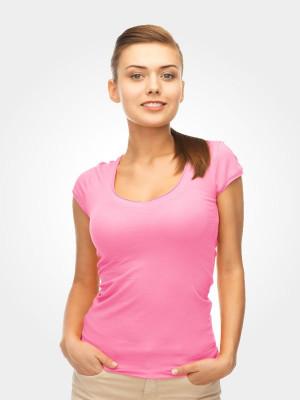 Bluse lyserød